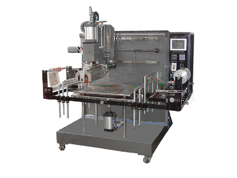 GB-AP40-50Q-A Heat Transfer machine for flat products