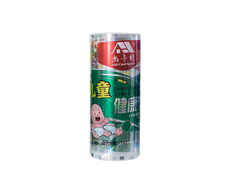 Environmental heat transfer film