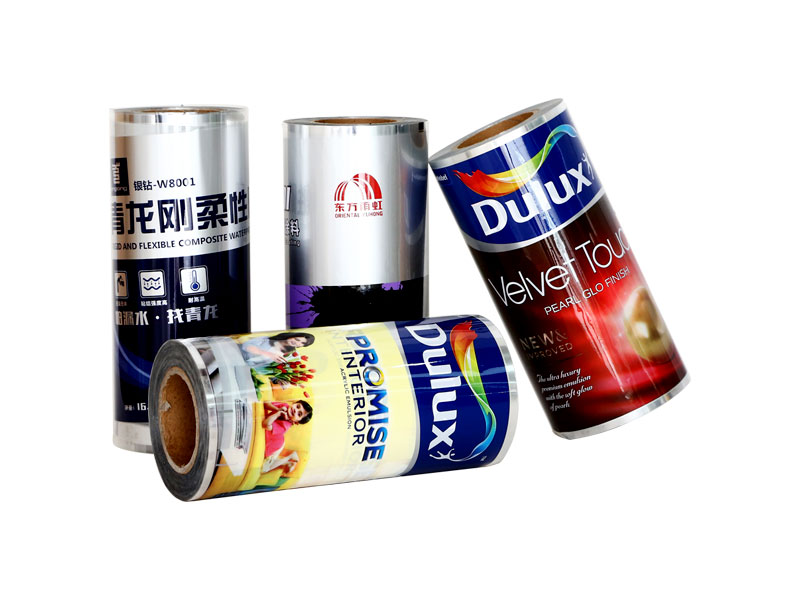 Metal heat transfer film